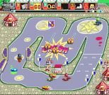 Battle Cross SNES 40