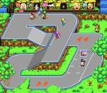 Battle Cross SNES 52