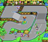 Battle Cross SNES 59
