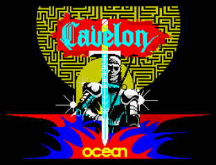 Cavelon ZX Spectrum 01