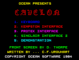 Cavelon ZX Spectrum 02