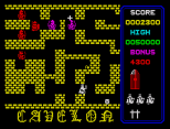 Cavelon ZX Spectrum 08