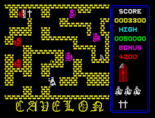 Cavelon ZX Spectrum 09