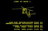 Combat Lynx Amstrad CPC 02