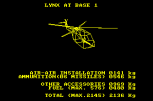 Combat Lynx Amstrad CPC 14