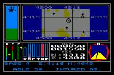 Combat Lynx Amstrad CPC 32