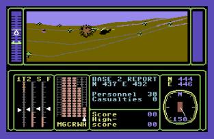 Combat Lynx C64 12