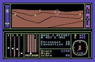 Combat Lynx C64 20