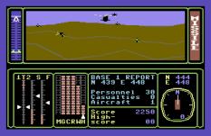 Combat Lynx C64 21