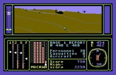 Combat Lynx C64 22