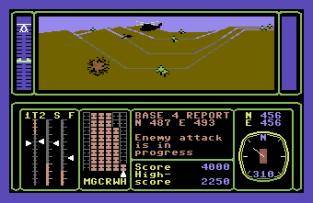 Combat Lynx C64 34