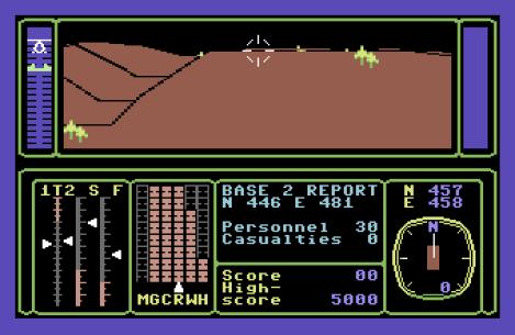 Combat Lynx C64 37
