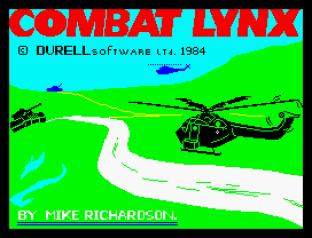 Combat Lynx ZX Spectrum 01