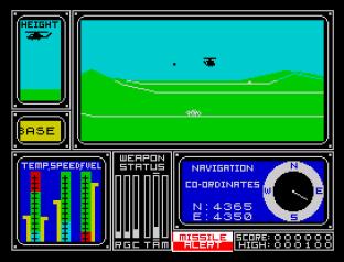Combat Lynx ZX Spectrum 09