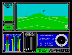 Combat Lynx ZX Spectrum 10