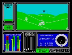 Combat Lynx ZX Spectrum 11
