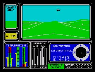 Combat Lynx ZX Spectrum 23