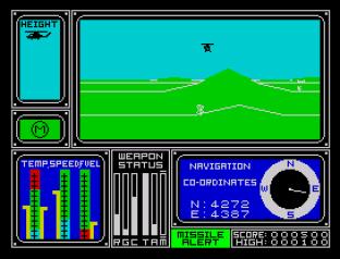Combat Lynx ZX Spectrum 31