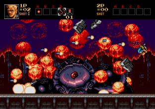 Contra Hard Corps Megadrive 020