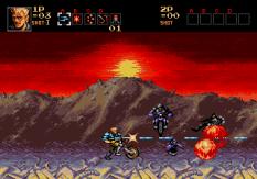 Contra Hard Corps Megadrive 055
