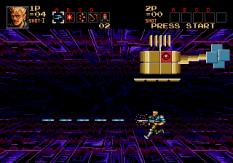 Contra Hard Corps Megadrive 076