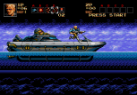 Contra Hard Corps Megadrive 113