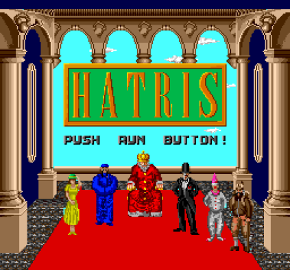 Hatris PC Engine 01