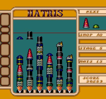 Hatris PC Engine 20