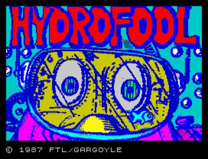 Hydrofool ZX Spectrum 01