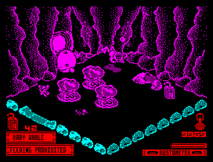 Hydrofool ZX Spectrum 20