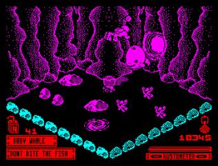 Hydrofool ZX Spectrum 22