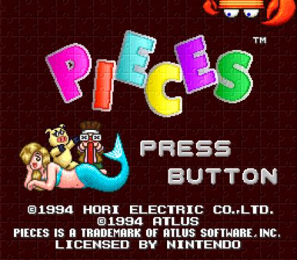 Pieces SNES 01
