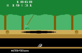 Pitfall Atari 2600 01