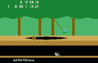 Pitfall Atari 2600 09