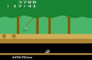 Pitfall Atari 2600 12