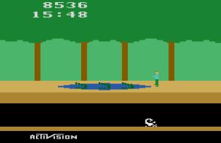 Pitfall Atari 2600 20