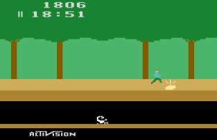 Pitfall Atari 2600 23