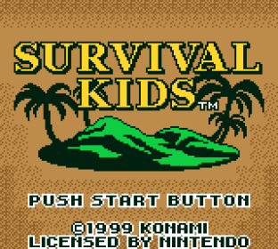 Survival Kids GBC 01