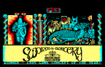 Swords and Sorcery Amstrad CPC 02