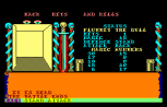 Swords and Sorcery Amstrad CPC 07