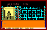 Swords and Sorcery Amstrad CPC 19