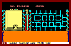 Swords and Sorcery Amstrad CPC 21