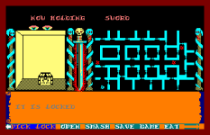 Swords and Sorcery Amstrad CPC 22