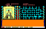 Swords and Sorcery Amstrad CPC 30