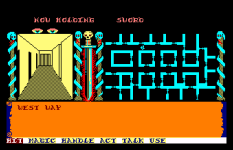 Swords and Sorcery Amstrad CPC 32