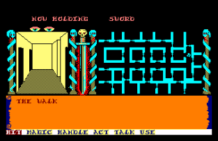 Swords and Sorcery Amstrad CPC 42