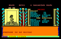 Swords and Sorcery Amstrad CPC 43