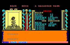 Swords and Sorcery Amstrad CPC 44