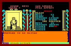 Swords and Sorcery Amstrad CPC 54