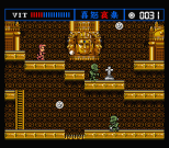 The Treasure of Usas MSX 07